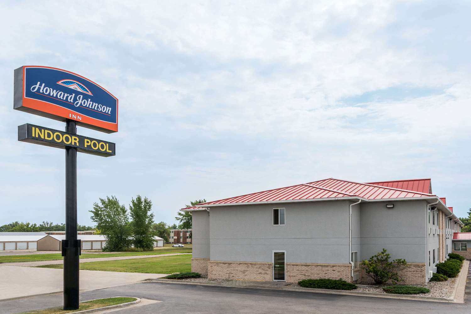 Exterior view - Howard Johnson Inn West Fargo