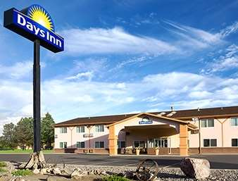 Exterior view - Days Inn Alamosa