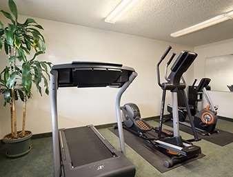 Fitness/ Exercise Room - Days Inn Alamosa