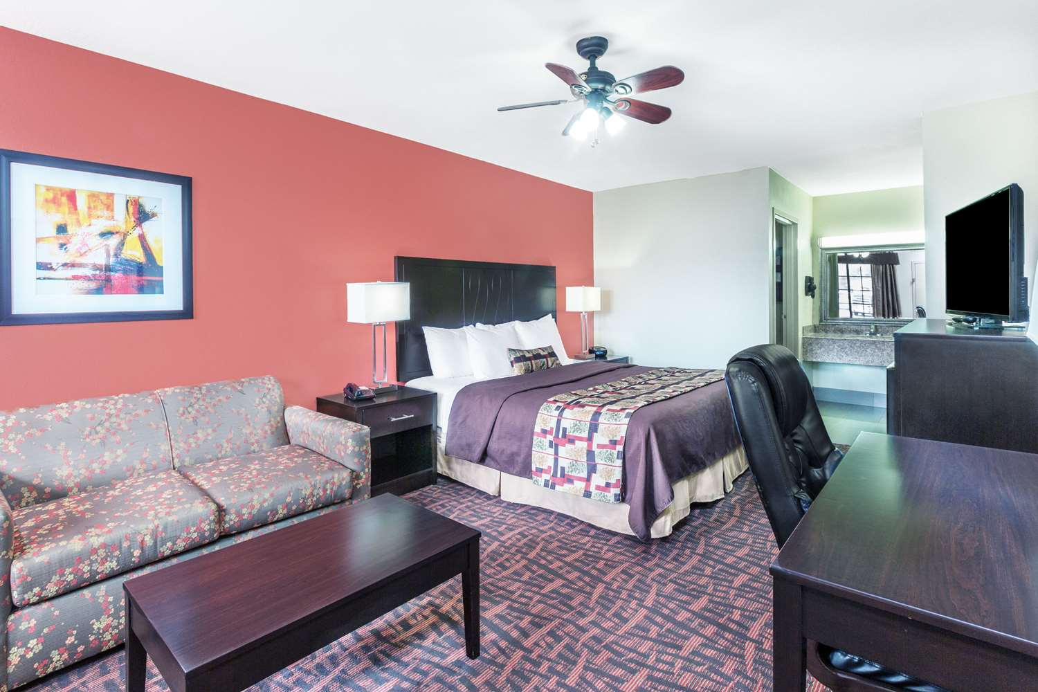 Room - Days Inn Rayville