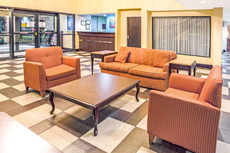 Lobby - Days Inn I-285 College Park