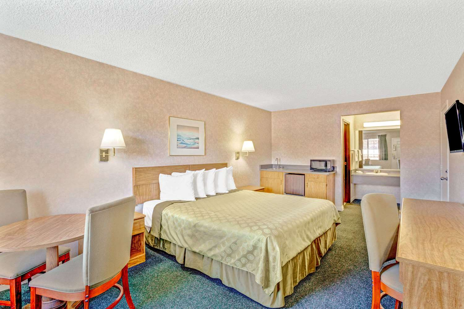 Suite - Days Inn Carson City
