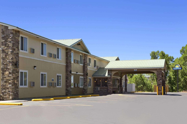 Exterior view - Days Inn & Suites Gunnison