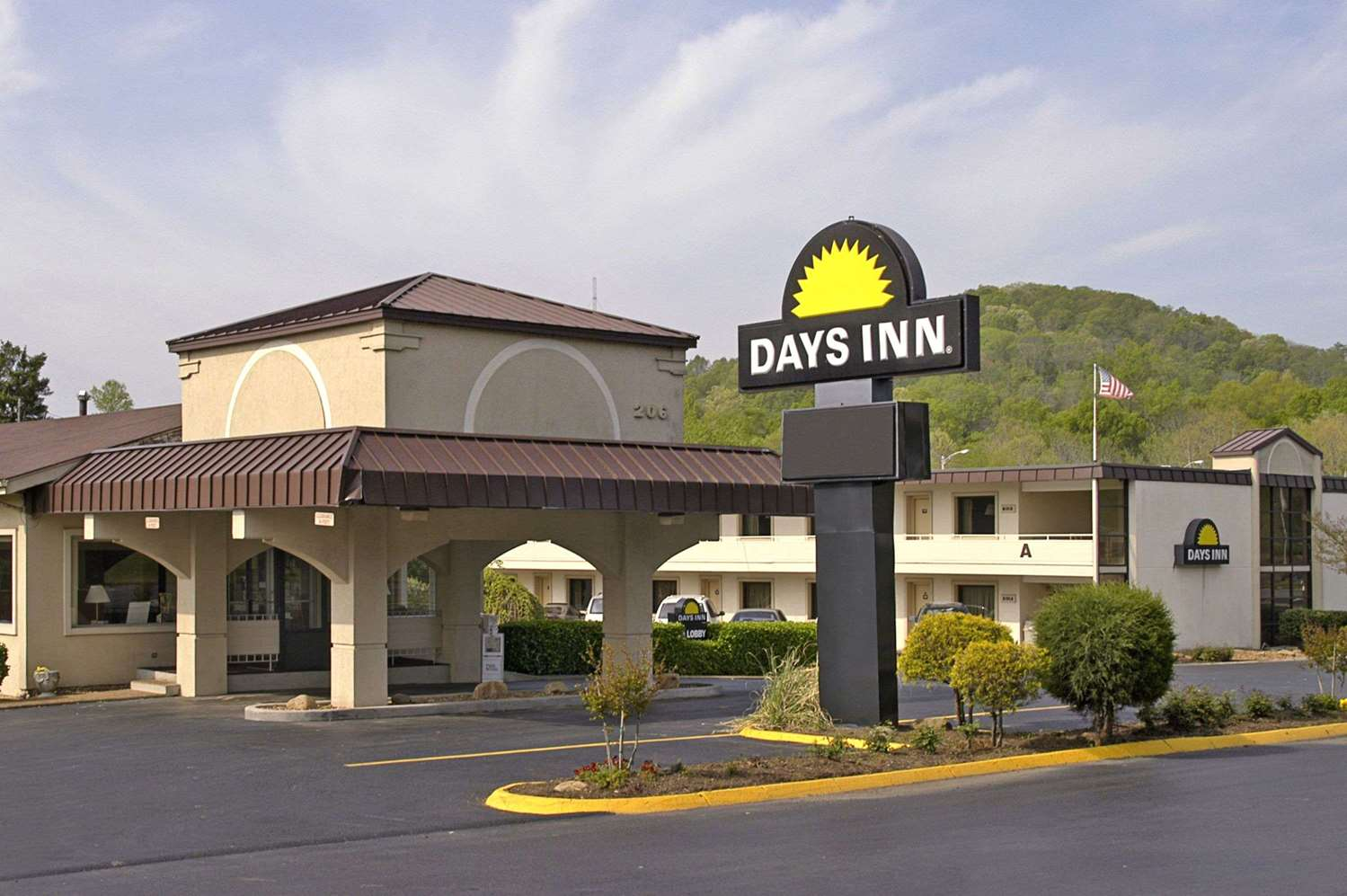 Welcome to the Days Inn Knoxville-Oak Ridge