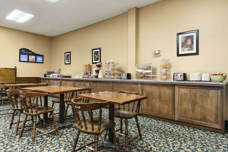 Restaurant - Days Inn Brockville