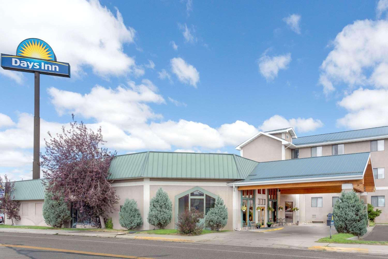 Exterior view - Days Inn Butte