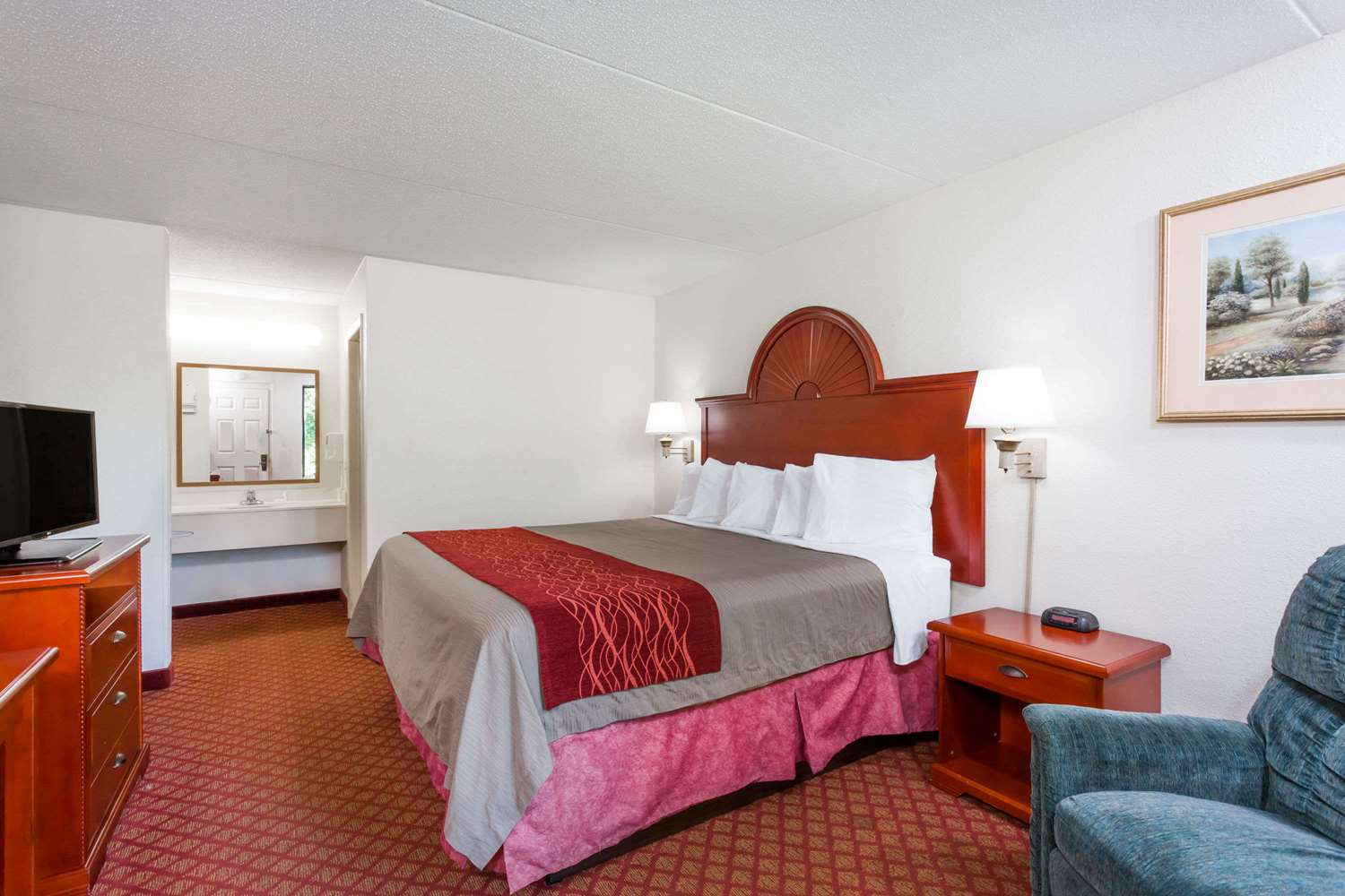 Room - Days Inn North Winston-Salem