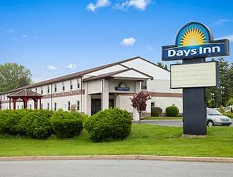 Exterior view - Days Inn Ronks