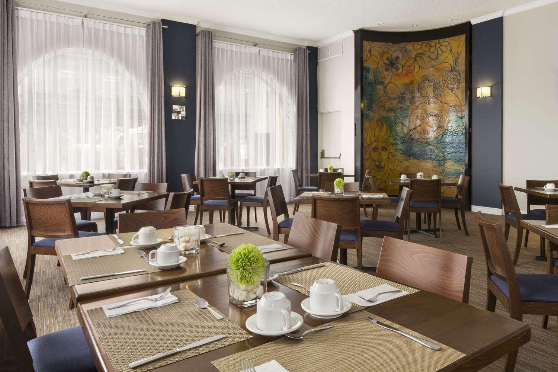 Restaurant - Days Inn Montreal Airport St Laurent