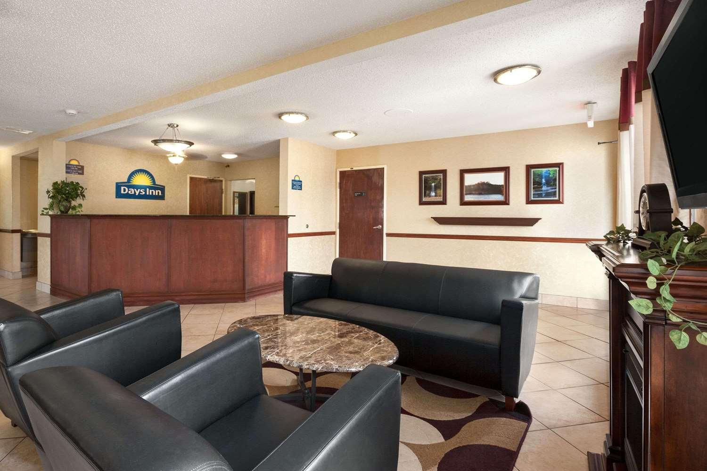 Lobby - Days Inn Oglesby