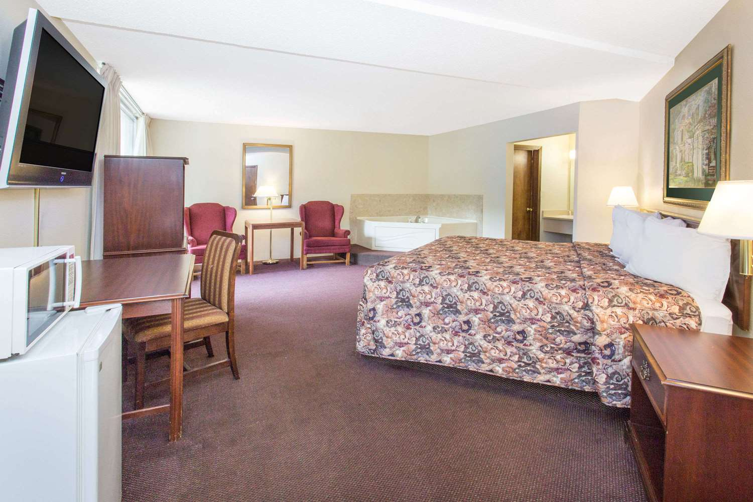 Suite - Days Inn Dubuque
