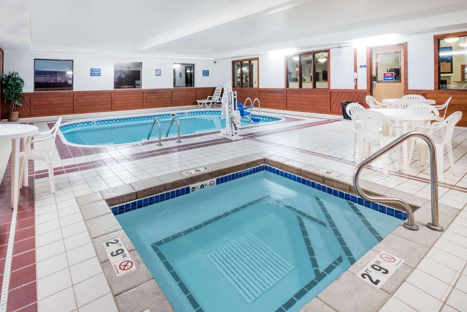 Pool - Days Inn Watertown