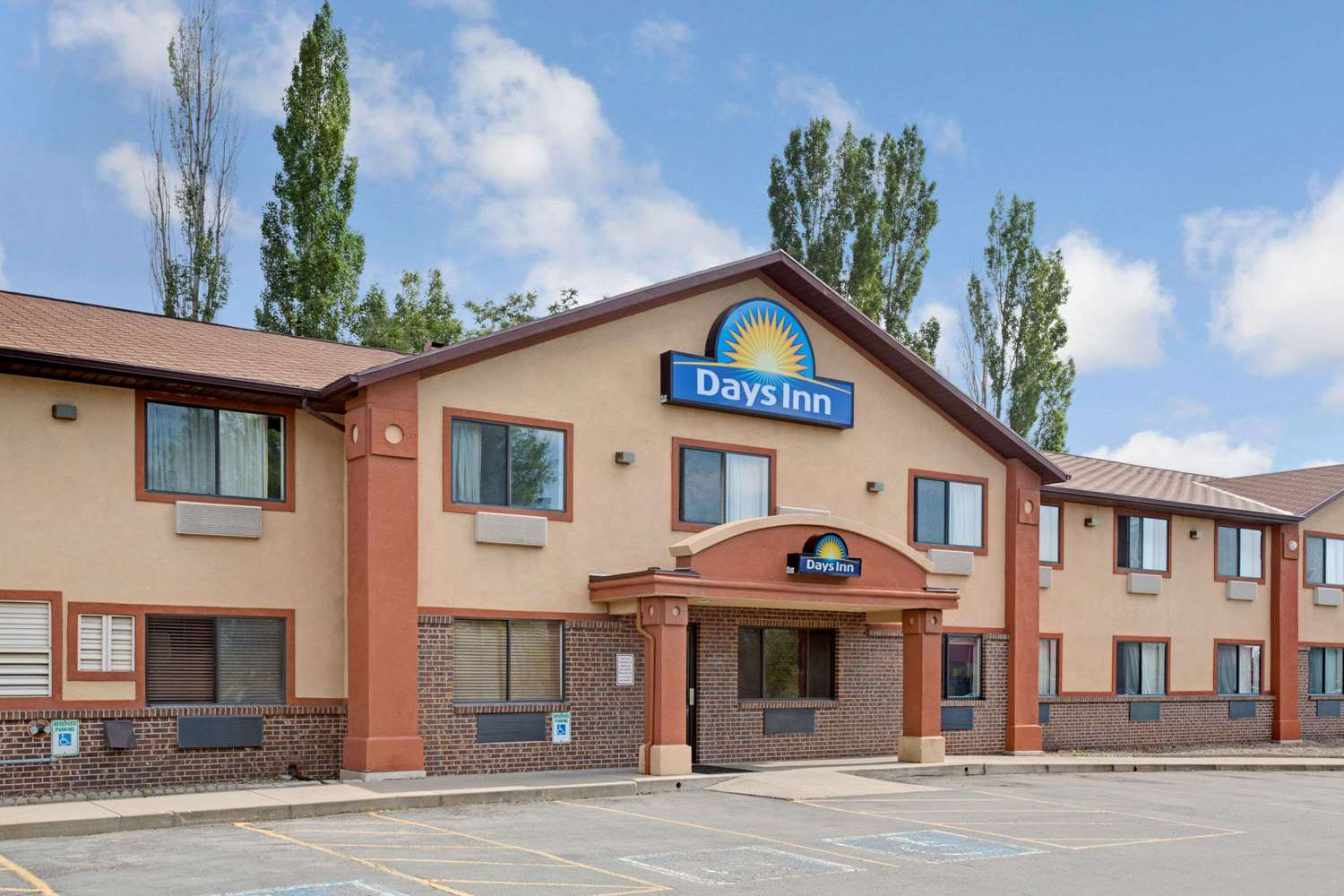 Exterior view - Days Inn Clearfield