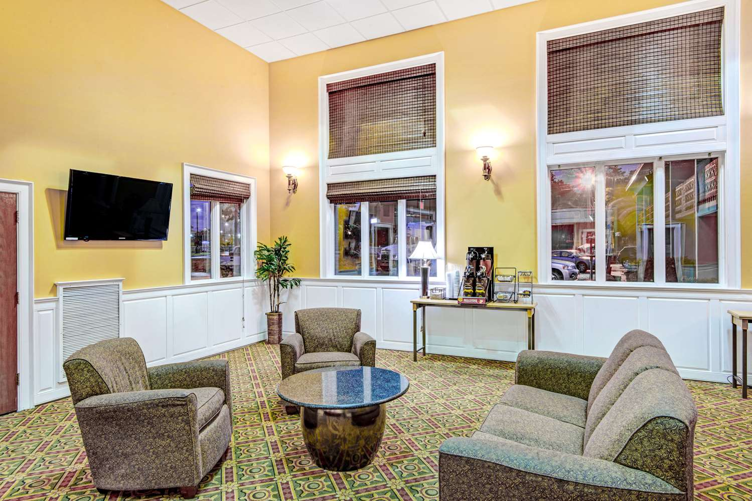 Lobby - Days Hotel & Conference Centre Methuen