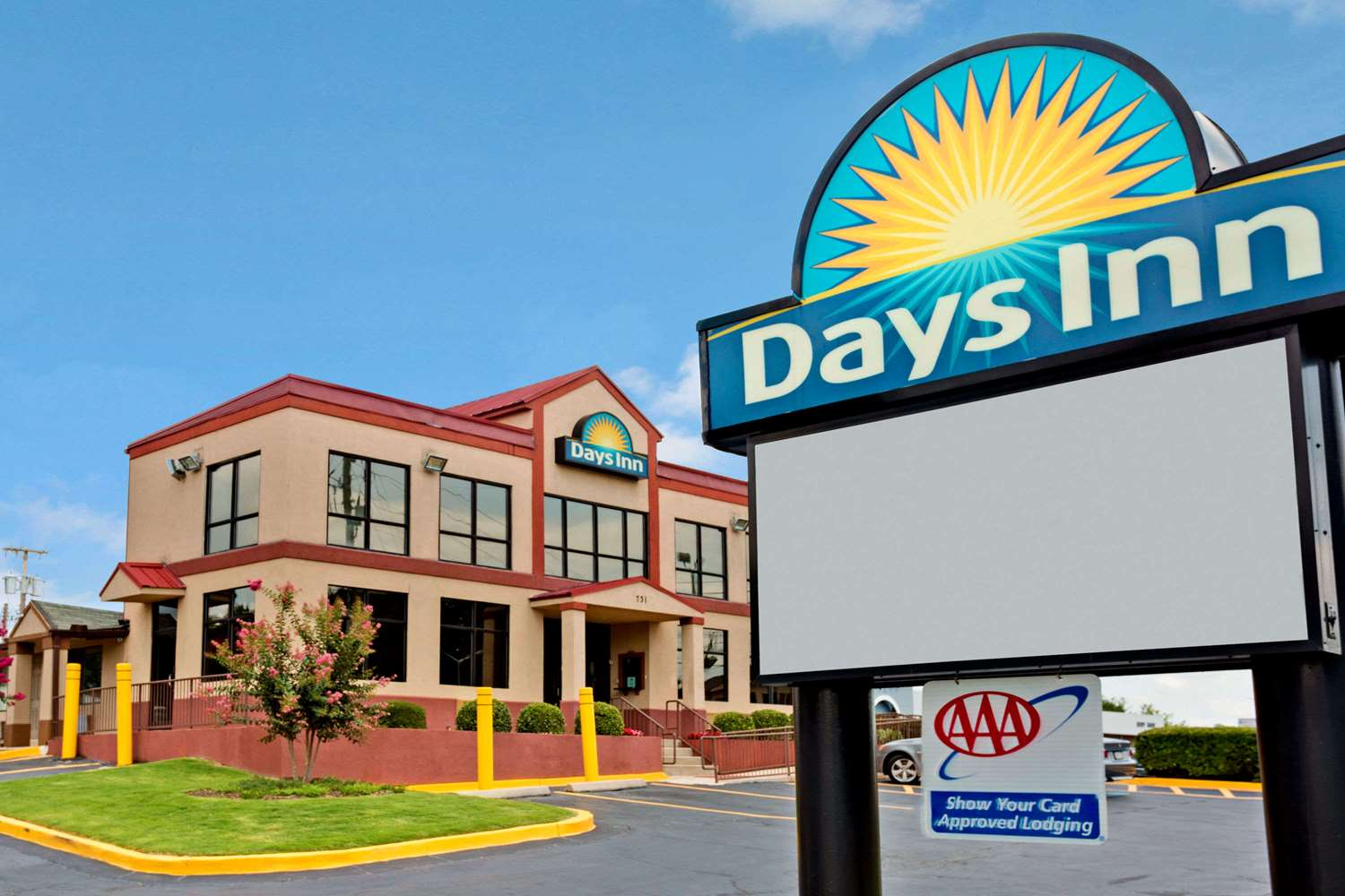 Exterior view - Days Inn Lawrenceville
