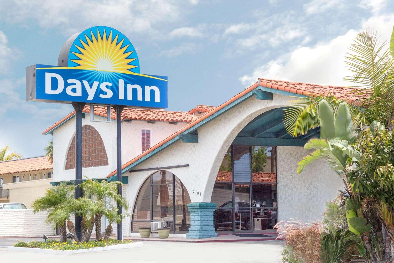 Exterior view - Days Inn Newport Beach Costa Mesa