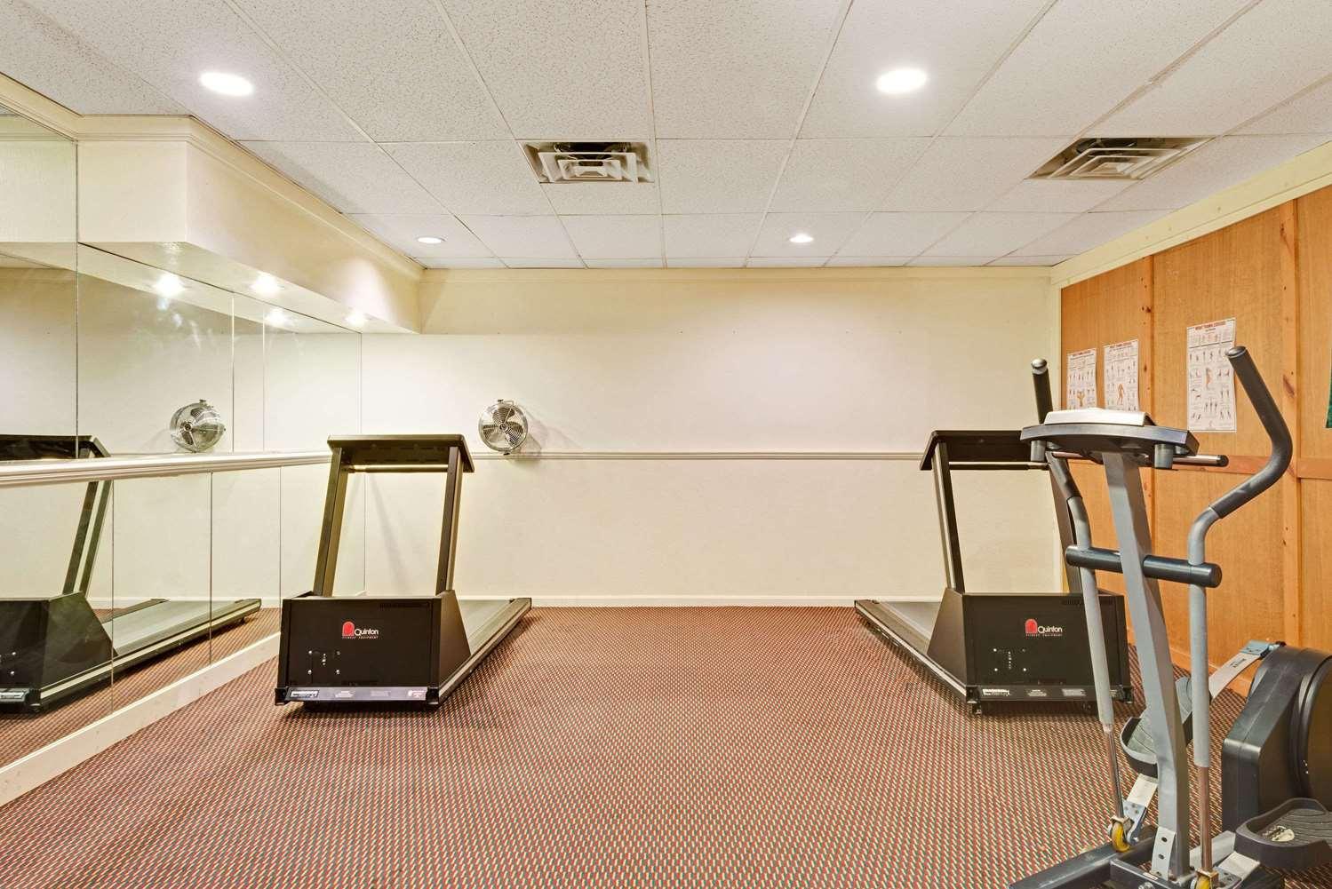 Fitness/ Exercise Room - Ramada Inn Kittery