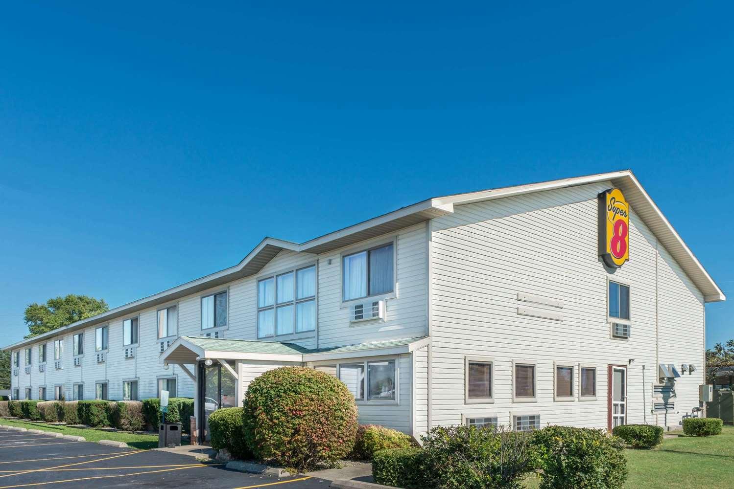 Super 8 Hotel Du Quoin  Il