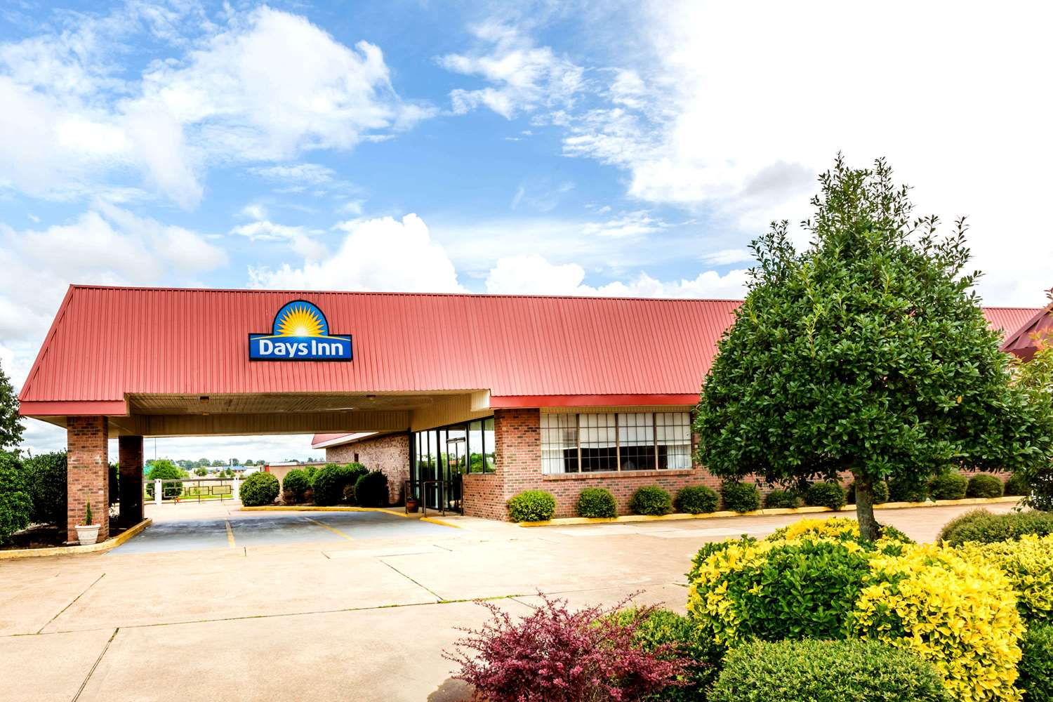 Exterior View Days Inn Batesville