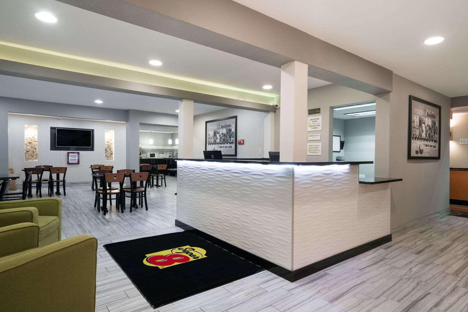 Lobby - Super 8 Hotel Rochester