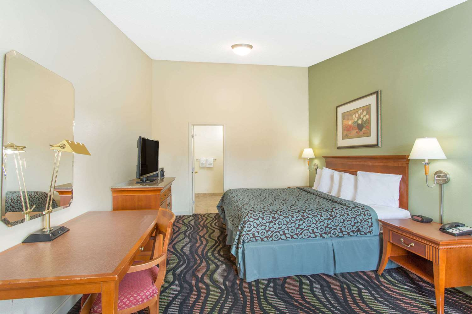Room - Days Inn I-95 North Florence