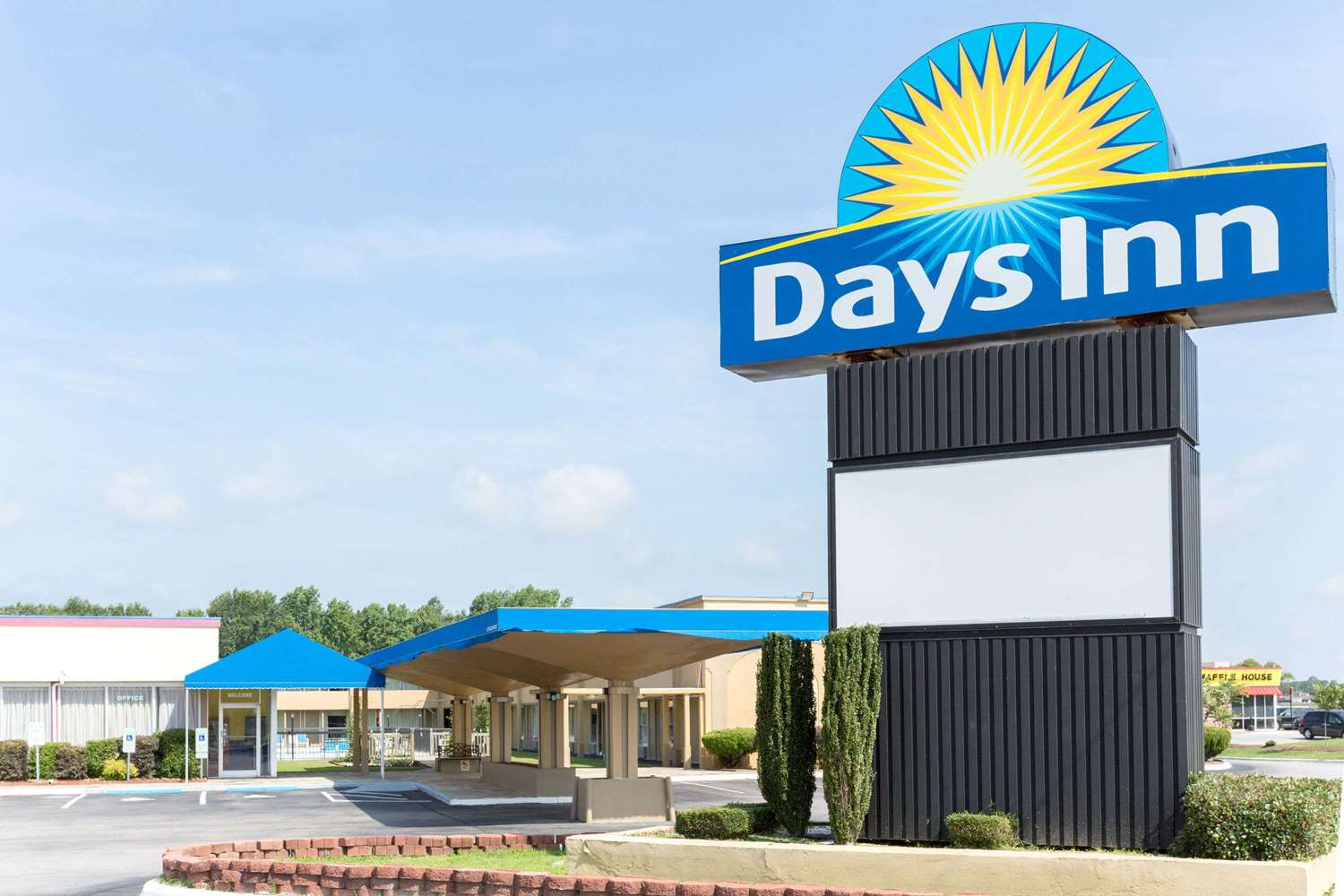 Exterior view - Days Inn Washington