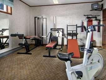 Fitness/ Exercise Room - Days Inn Lewisburg