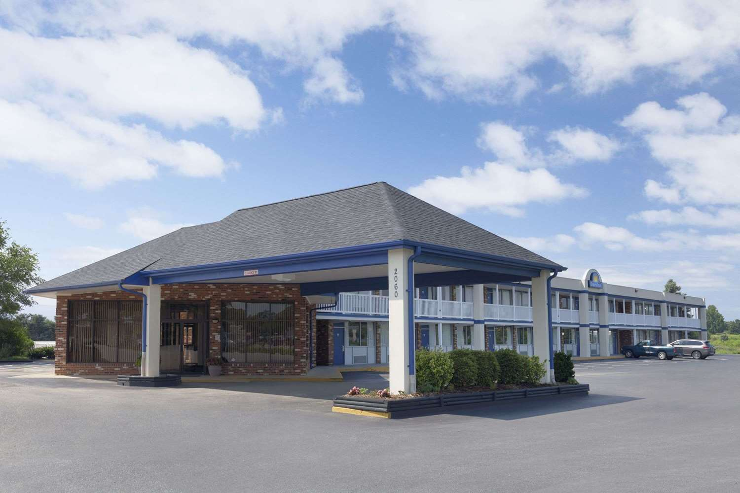 Exterior view - Days Inn Waynesboro