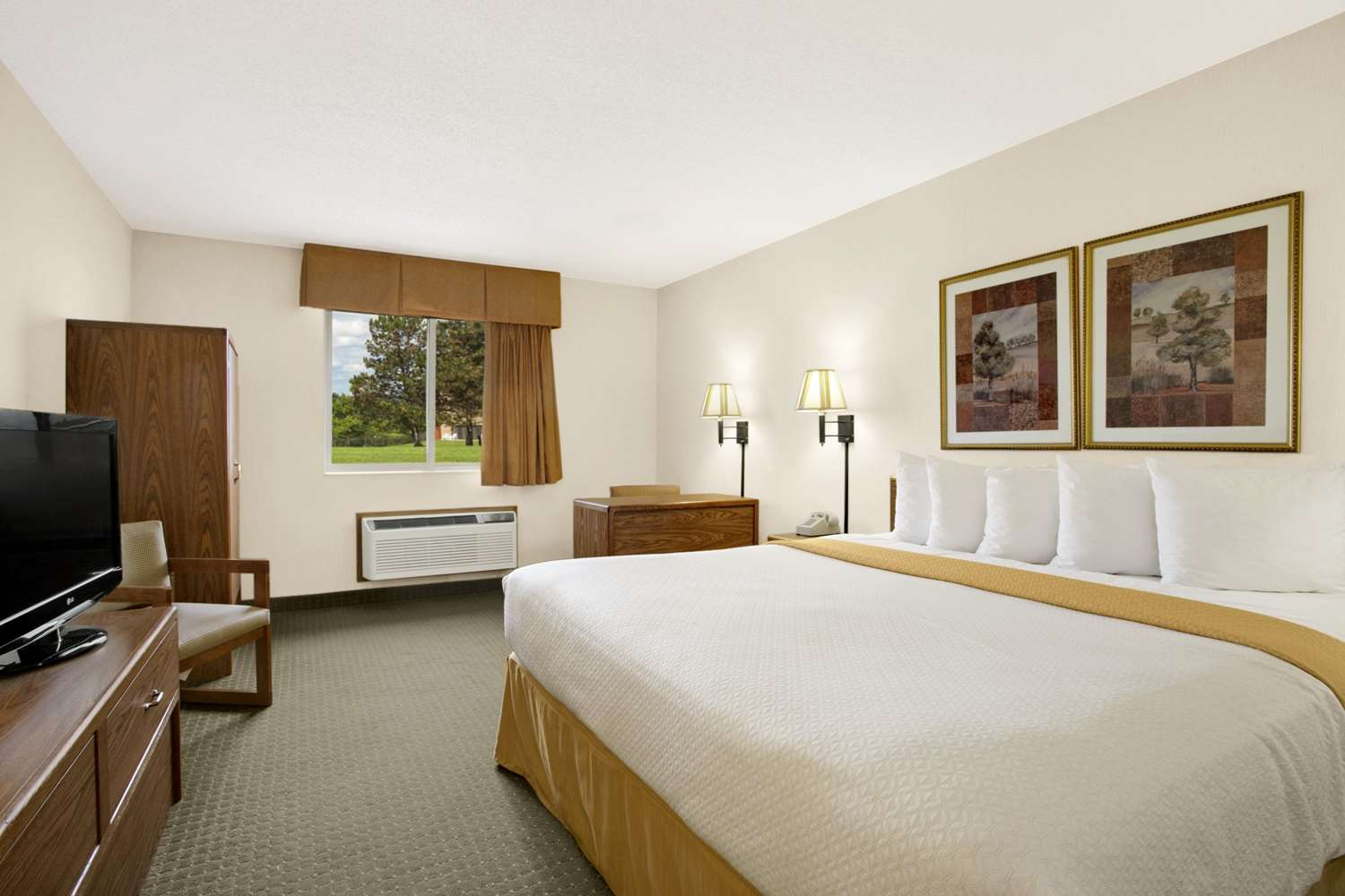 Room - Days Inn I-90 Rapid City