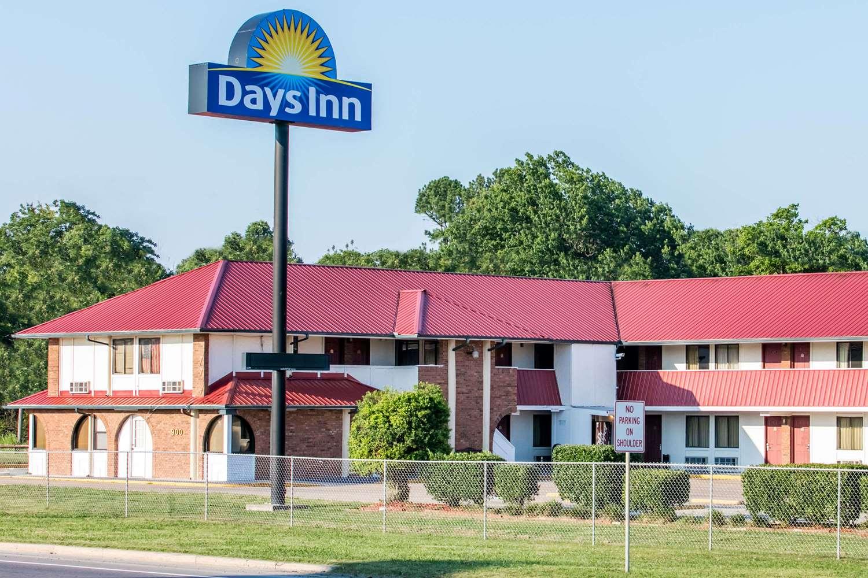 Exterior view - Days Inn Muskogee