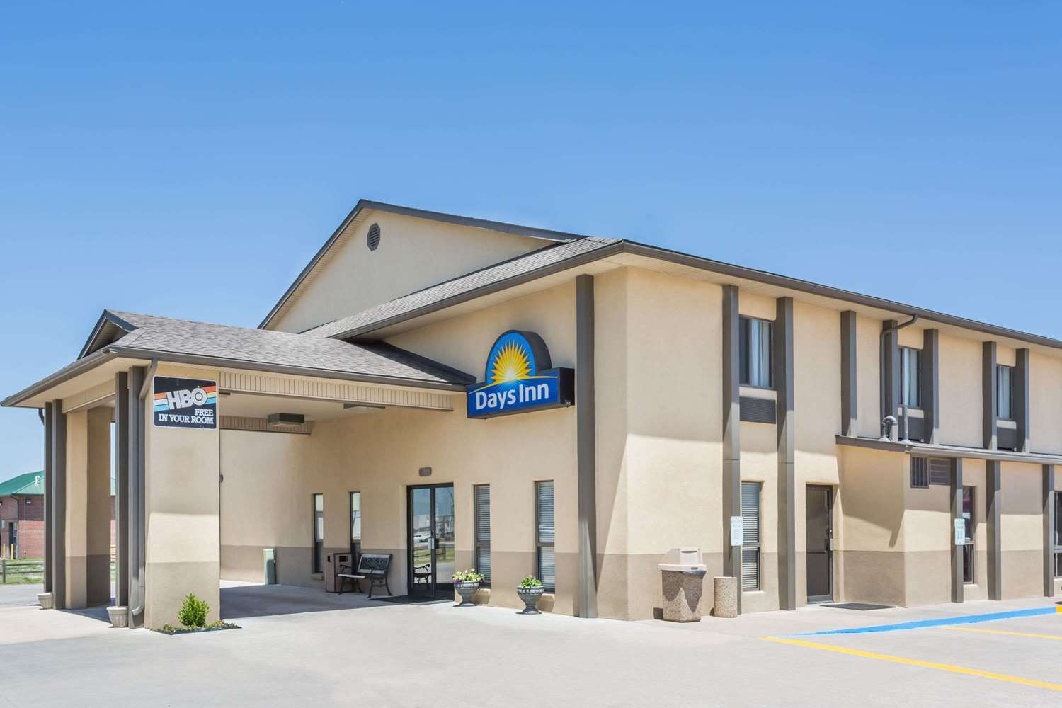 Exterior view - Days Inn Colby