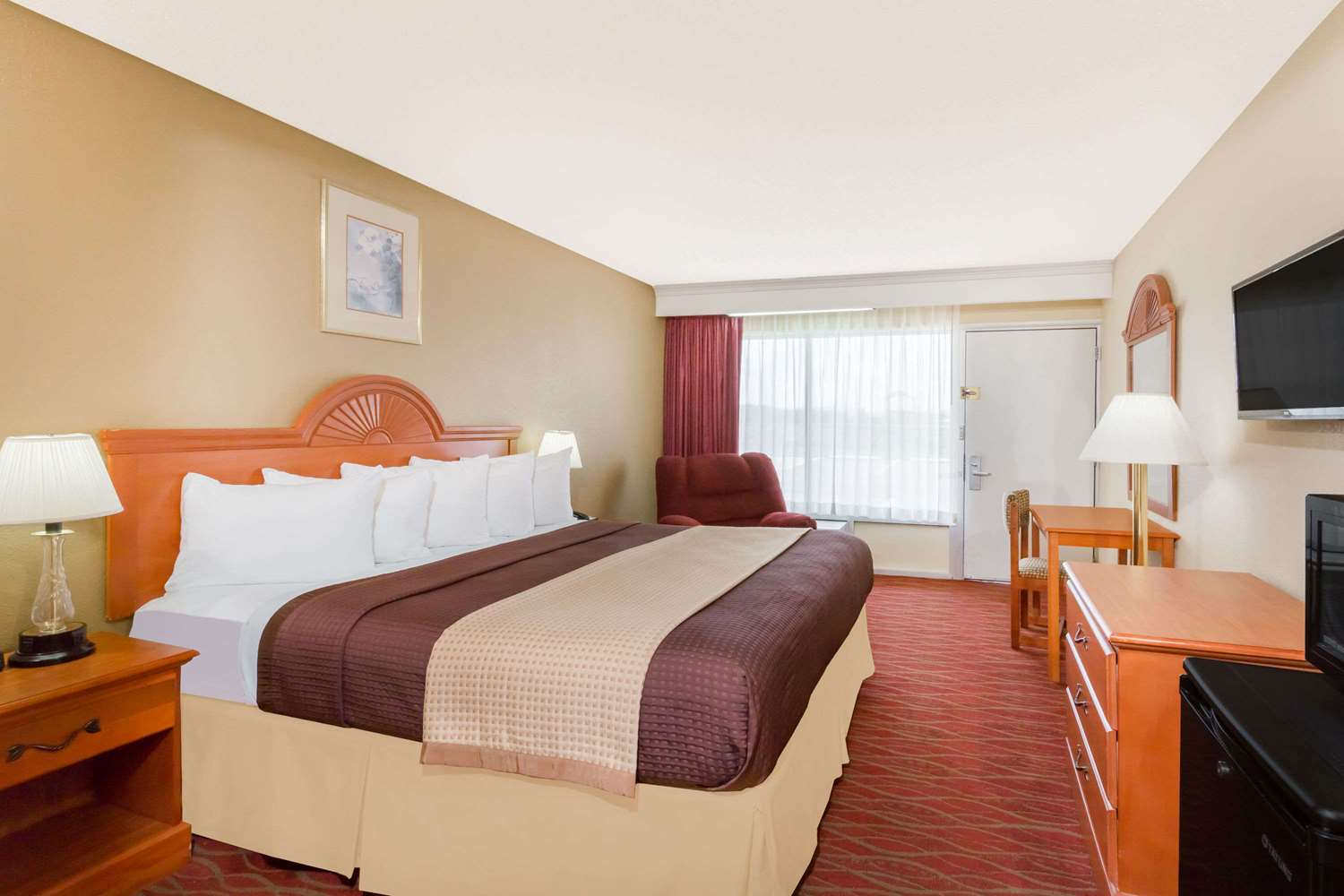 Room - Days Inn White Hills Road Staunton