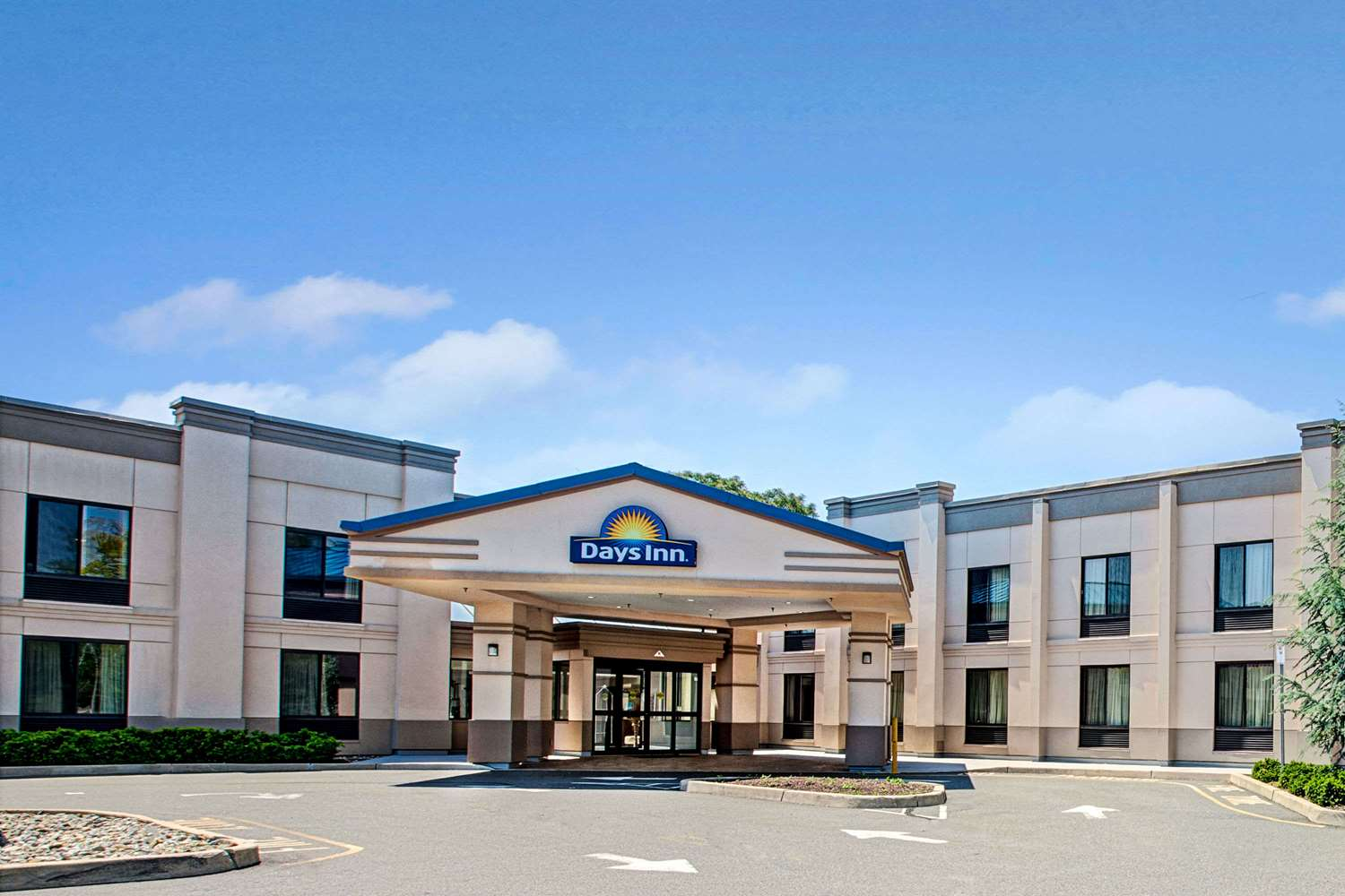 Exterior view - Days Inn Parsippany