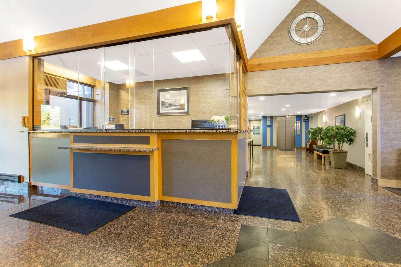 Lobby - Days Inn Lanham