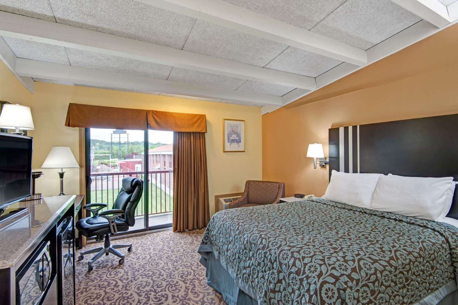 Room - Days Inn Washington