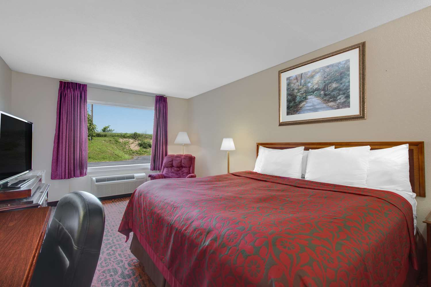 Room - Days Inn New Cumberland