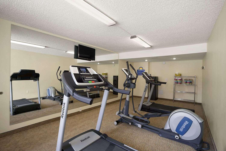 Fitness/ Exercise Room - Days Inn Frederick