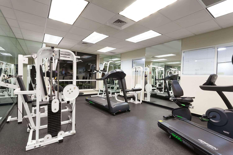 Fitness/ Exercise Room - Days Inn Hershey