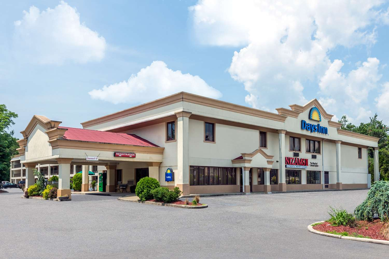 Exterior view - Days Inn Absecon