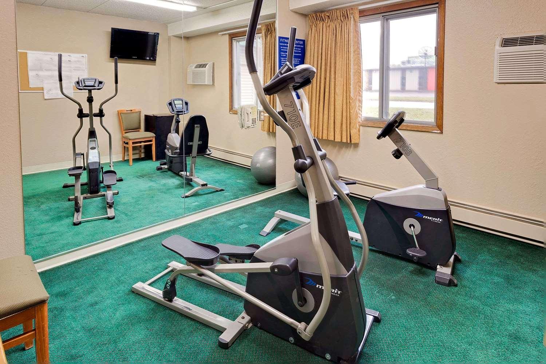 Fitness/ Exercise Room - Days Inn Winona