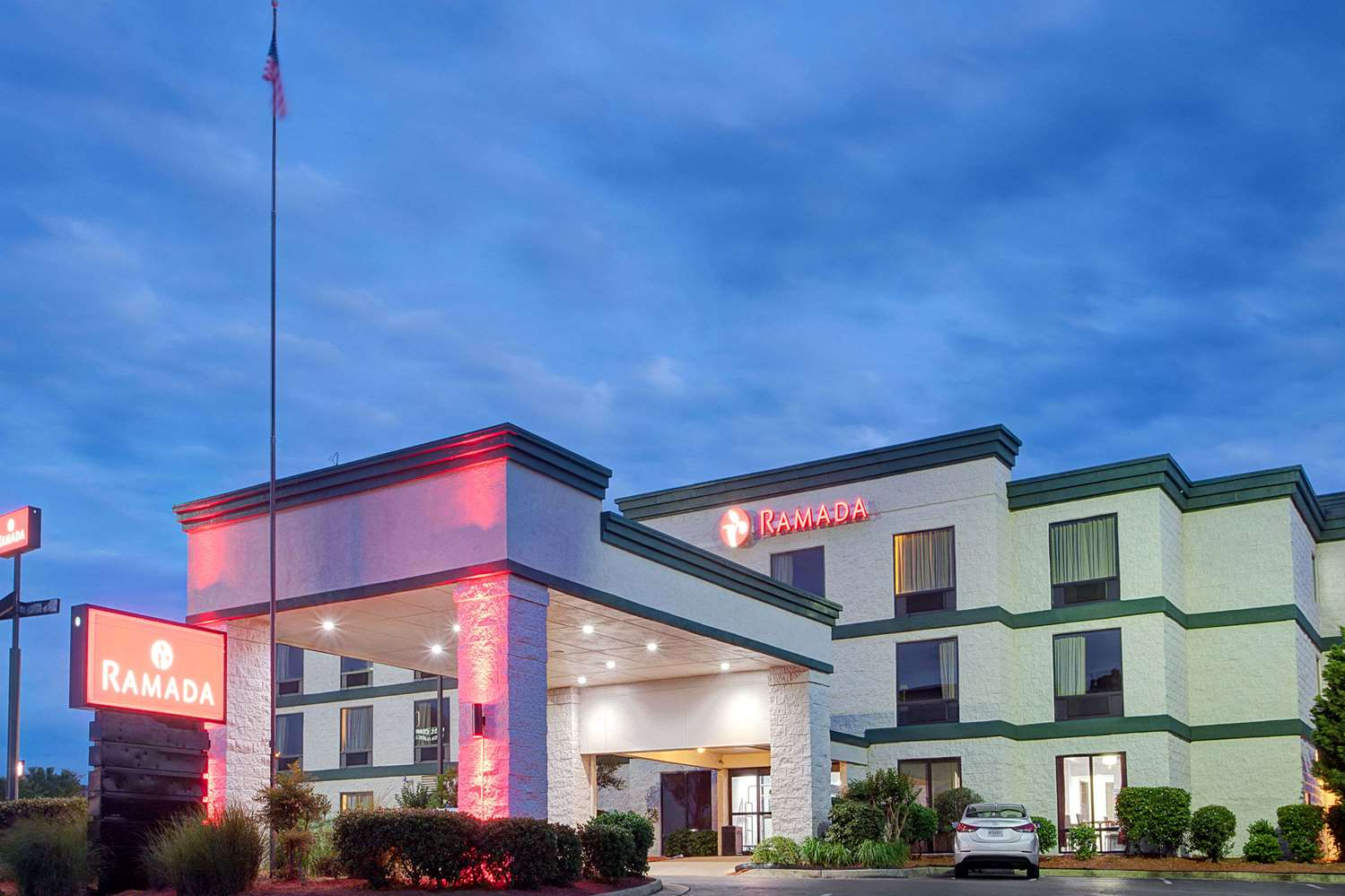 Exterior view - Ramada Limited Jackson Airport Pearl