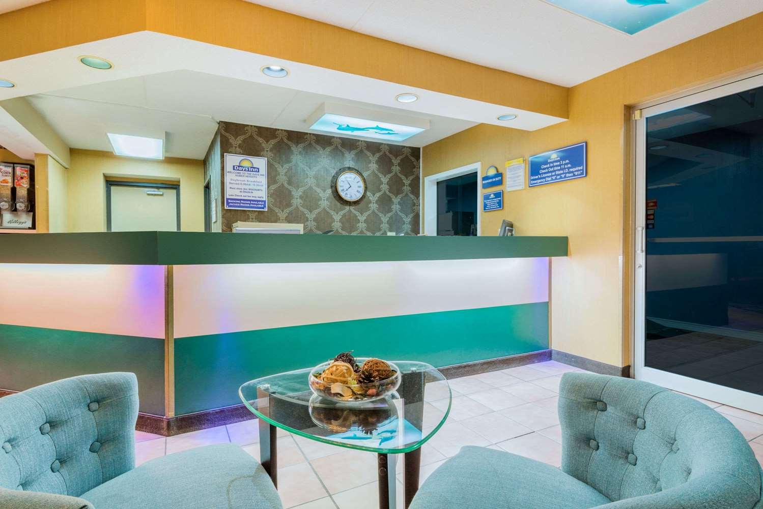 Lobby - Days Inn Huber Heights