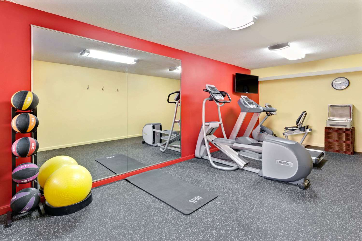 Fitness/ Exercise Room - Ramada Hotel Catonsville