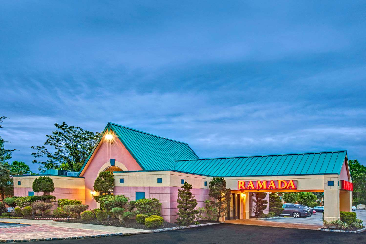 Exterior view - Ramada Hotel Parsippany