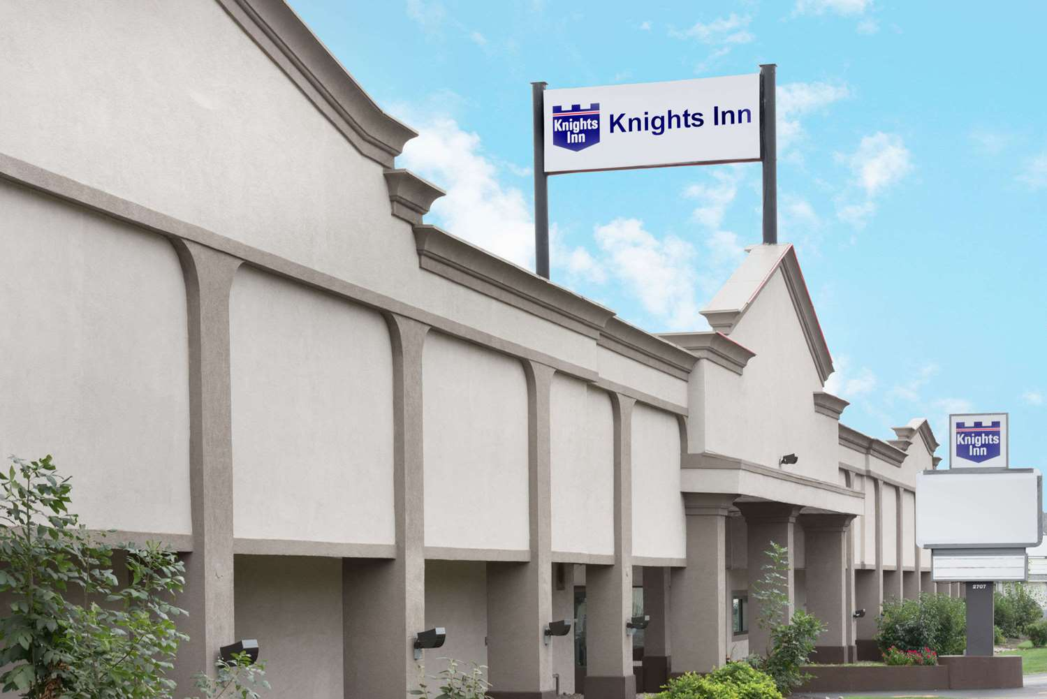 Exterior view - Knights Inn Trevose