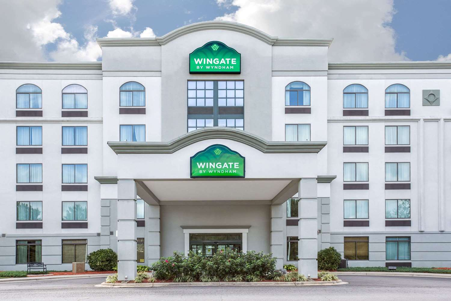 Exterior view - Wingate by Wyndham Hotel Rock Hill