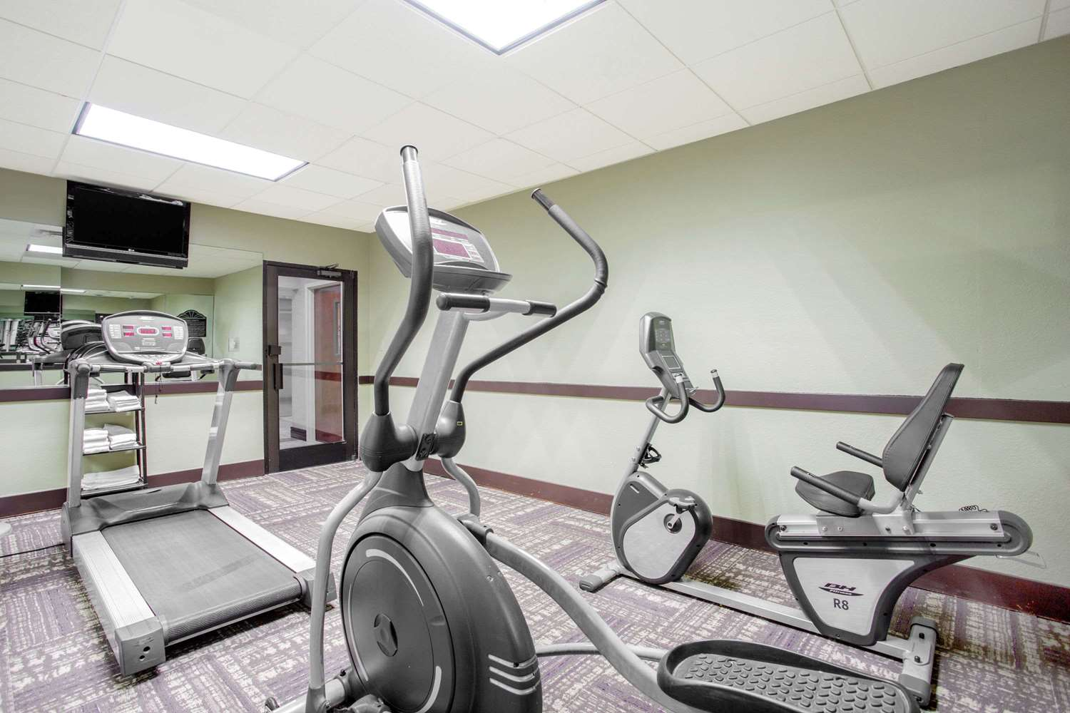 Fitness/ Exercise Room - Wingate by Wyndham Hotel Rock Hill