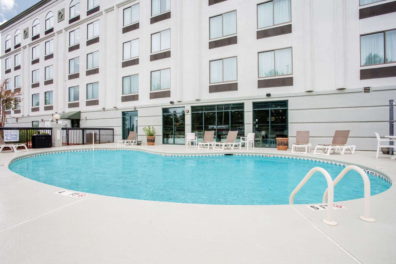 Pool - Wingate by Wyndham Hotel Rock Hill
