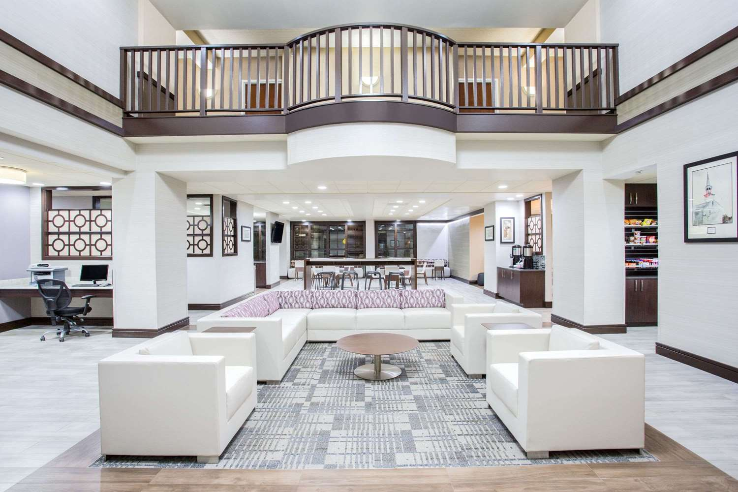 Lobby - Wingate by Wyndham Hotel Rock Hill