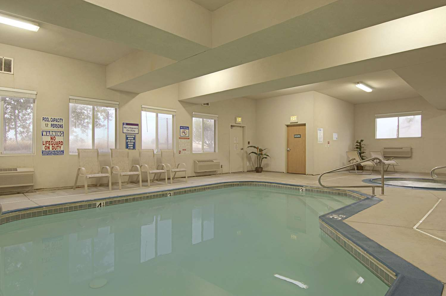Pool - Ramada Limited Hotel Redding